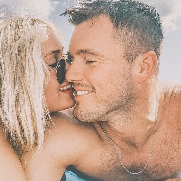 Colton Underwood and Cassie Randolph The Bachelor