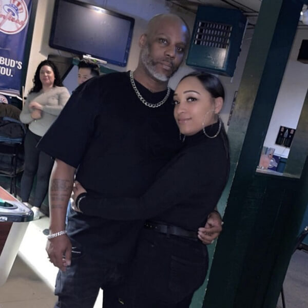 DMX and Desiree Lindstrom Love Each Other