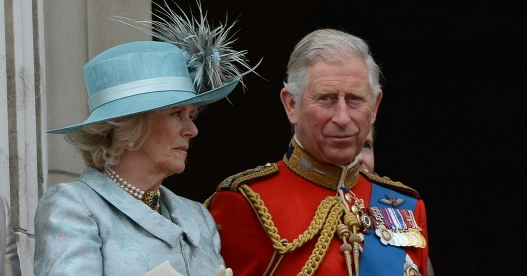 Prince Charles Emotional As He Views Public Tributes