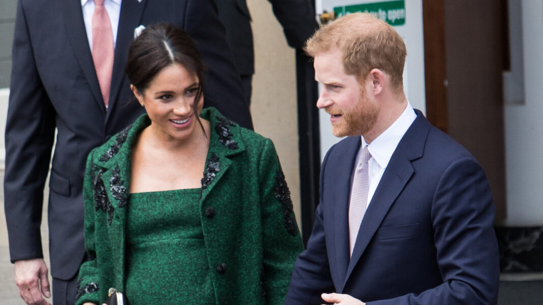 Prince Harry's Arrival In UK