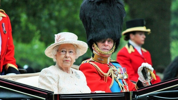 Prince Philip died at age 99. Queen Elizabeth is in mourning.