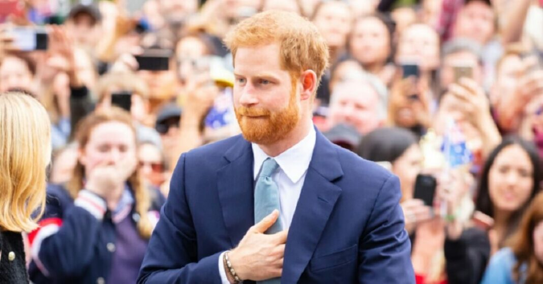 Royal Tensions Between Prince Harry And His Brother At Philip's Funeral