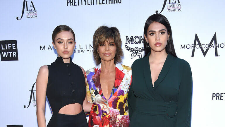 Amelia Hamlin, Scott Disick Age Difference an Issue Lisa Rinna's 19-Year-Old Daughter Seems To Just Be Having Fun For Now