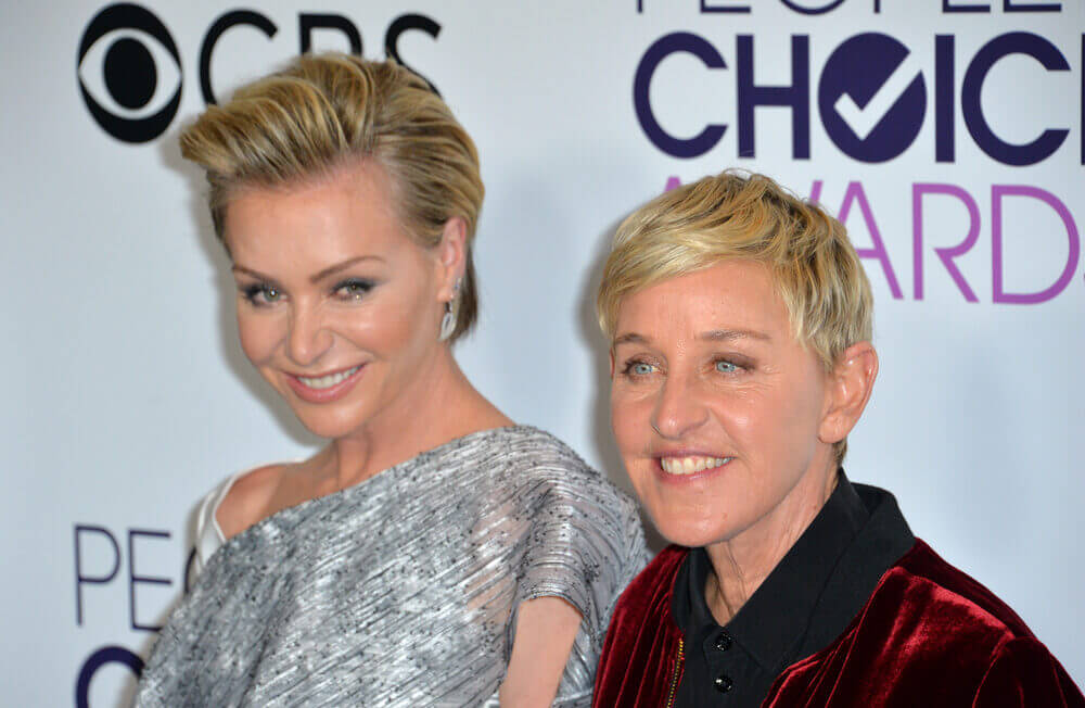 Ellen DeGeneres insists the toxic environment on the set of her show was not her fault