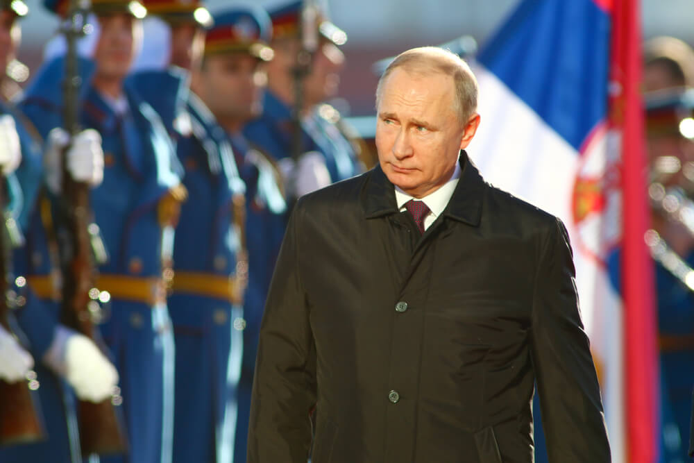 Is Putin better on gun control than Biden? That question is being asked today as Russia calls for much stricter gun laws.
