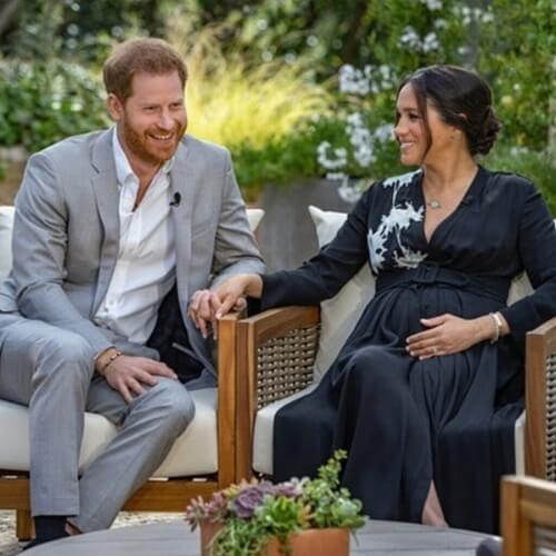 Prince Harry and Meghan Markle on their bombshell Oprah interview. Was it just a ploy?