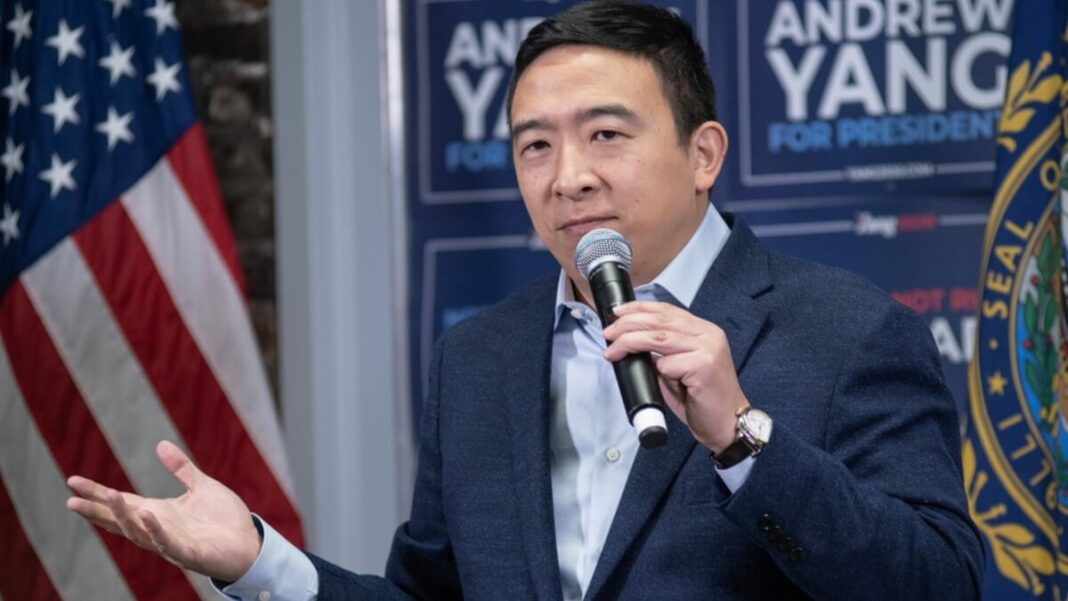 Pro-Israel-tweet-puts-Andrew-Yang-in-the-doghouse.-He-responds