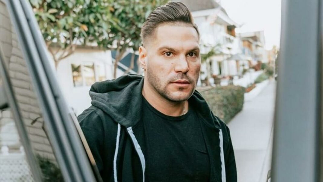 Ronnie Ortiz-Magro Is Leaving Jersey Shore to work on himself following domestic violence arrest.