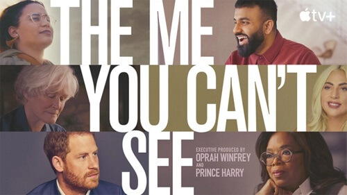 Was Prince Harry's Oprah Interview About Making Money? The Me You Can't See is set to premier on Apple TV+