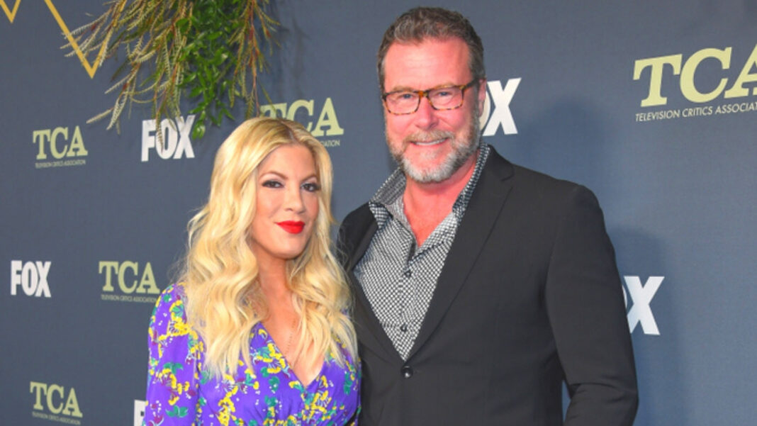 Are Tori Spelling, Dean McDermott Splitting? Actress Opens Up About Possible Marital Woes.