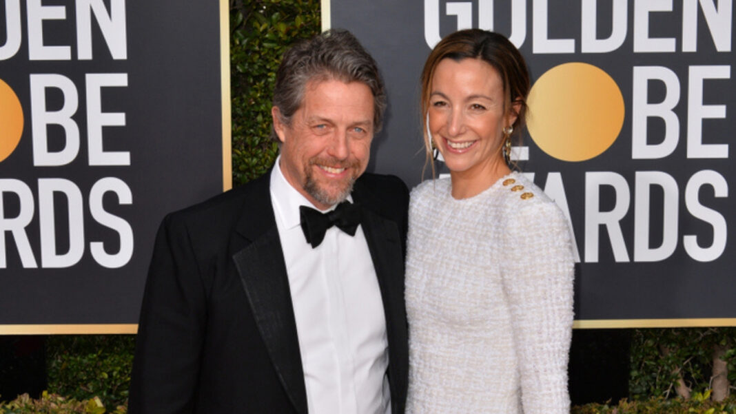 Did Hugh Grant Marry For Love Or A Passport? The Actor Finally Speaks Out About Marriage Anna Elisabet Eberstein.