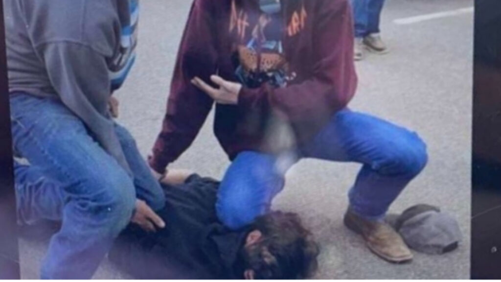 Mead High School Principal Rachael Ayers reigns weeks after student reenacted George Floyd murder. Will there be further punishment?