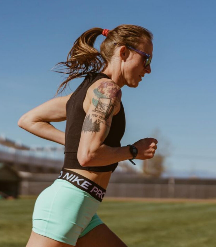 Shelby Houlihan gets five-year ban. The runner claims it was a tainted burrito that elicited the positive drug test.
