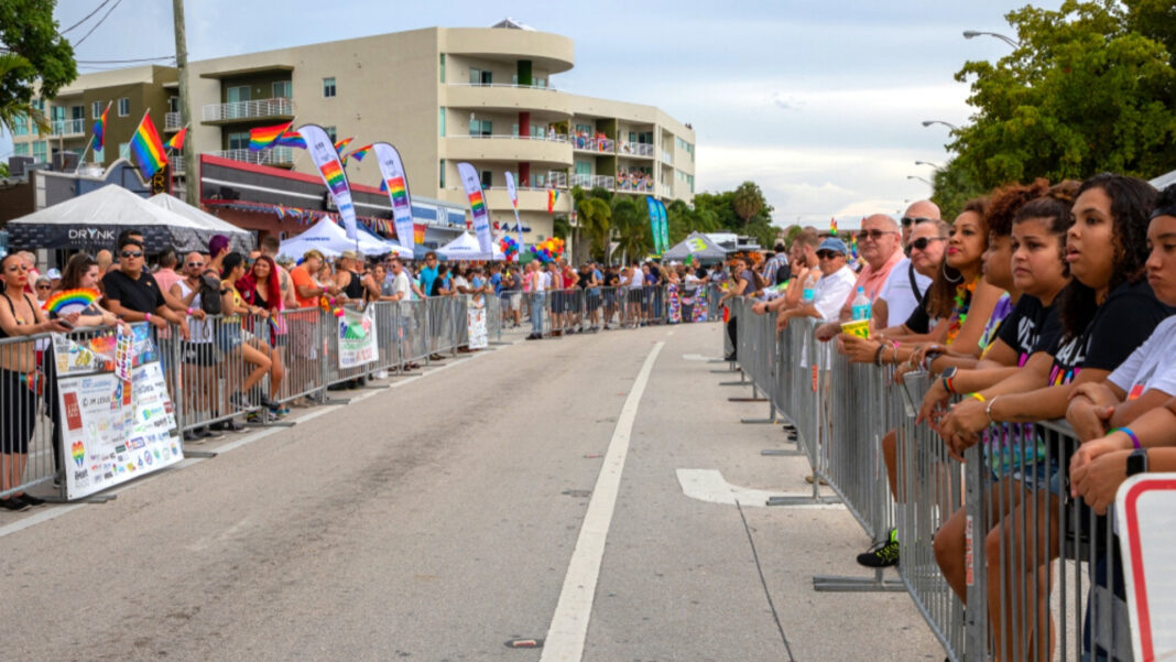 Tragedy at Wilton Manors Pride parade after man in pickup truck slammed into crowd. Authorities are determining if it was an accident or a deliberate attack.
