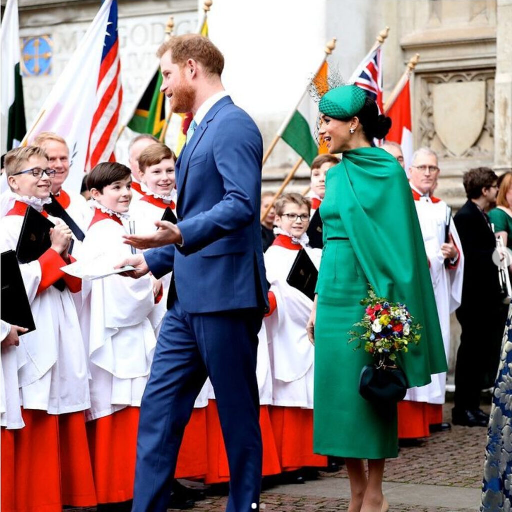 Will Meghan Markle stand by Prince Harry at the Princess Diana statue unveiling on July 1st? Reports contradict!