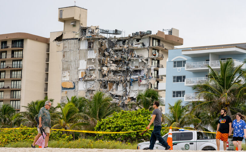 Nina Le Troadec and Other Teens Who Saw Surfside Collapse