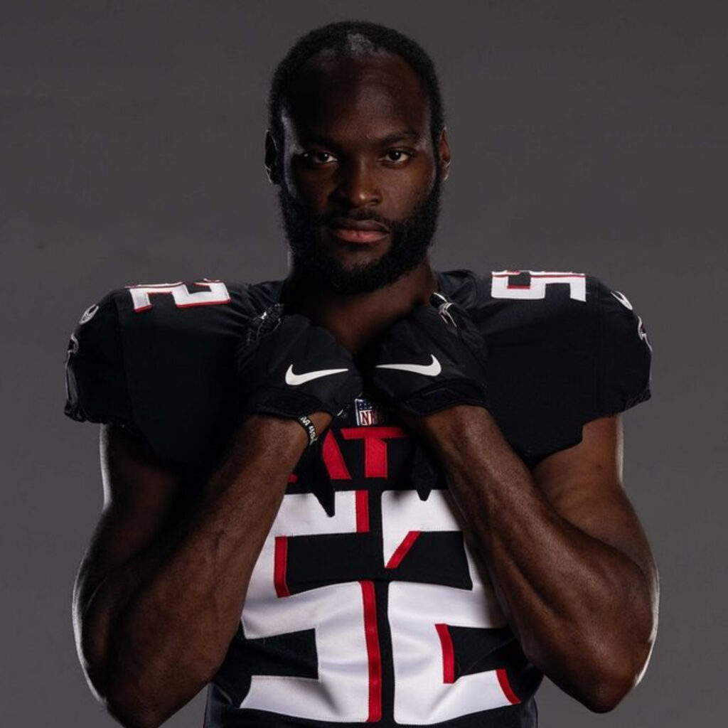 Atlanta Falcons terminated its contract with Barkevious Mingo following his arrest. Number 52 was charged with indecency with a child—sexual contact
