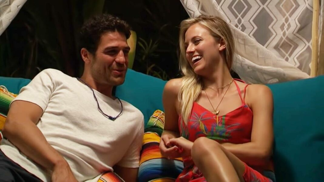 Bachelor in Paradise 2021 Couples Engaged