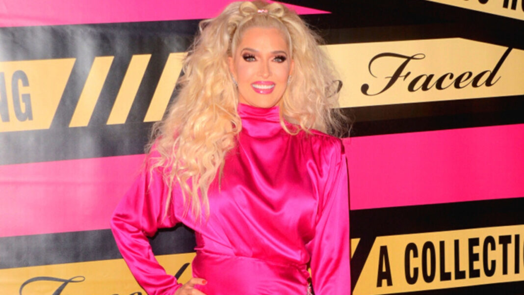 Erika Jayne Facing Money Problems ... Again! RHOBH Star Drops Asking Price By $3 Million For Her 1920-Style Mansion