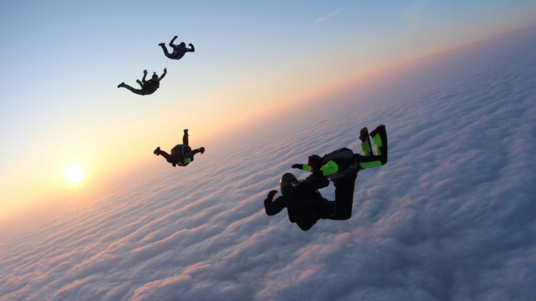 Is Skydiving Safe? Avid Skydiver, Frank Kancso, Dies After 1,000s Of Successful Jumps At Sky's The Limit Skydiving Center