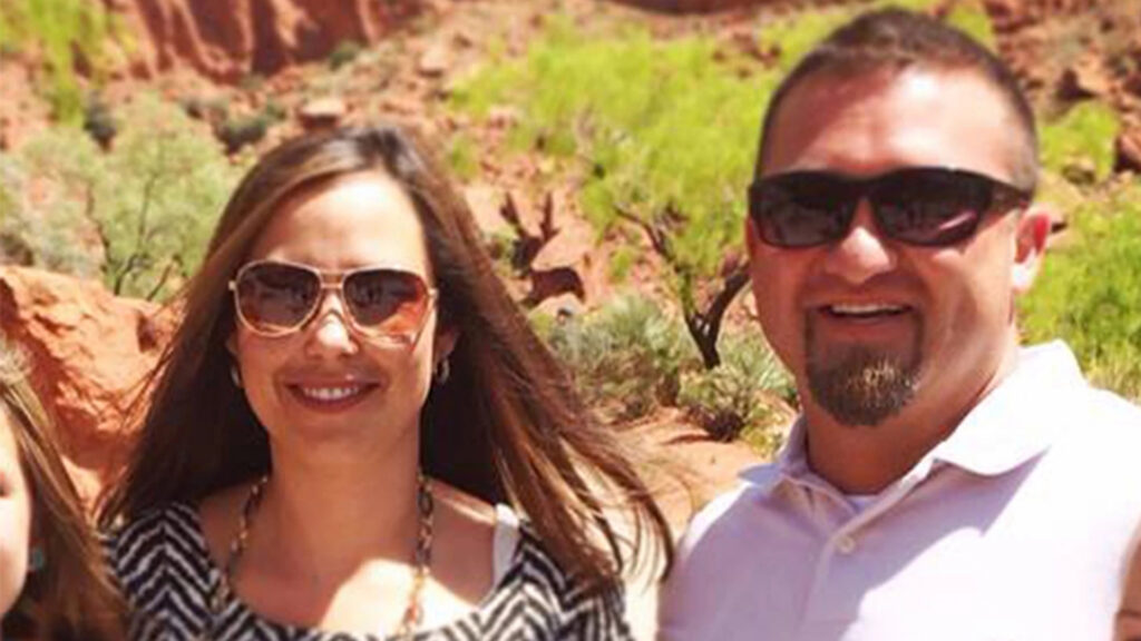 Kenneth Manzanares was sentenced to 30 years in prison for the second-degree murder of his wife, Kristy.