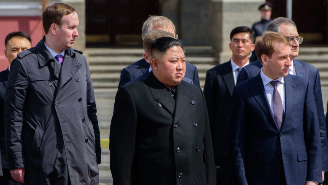 Kim Jong Un Looks Totally Different! North Korean Dictator's 44-Pound Weight Loss Is Raising Eyebrows