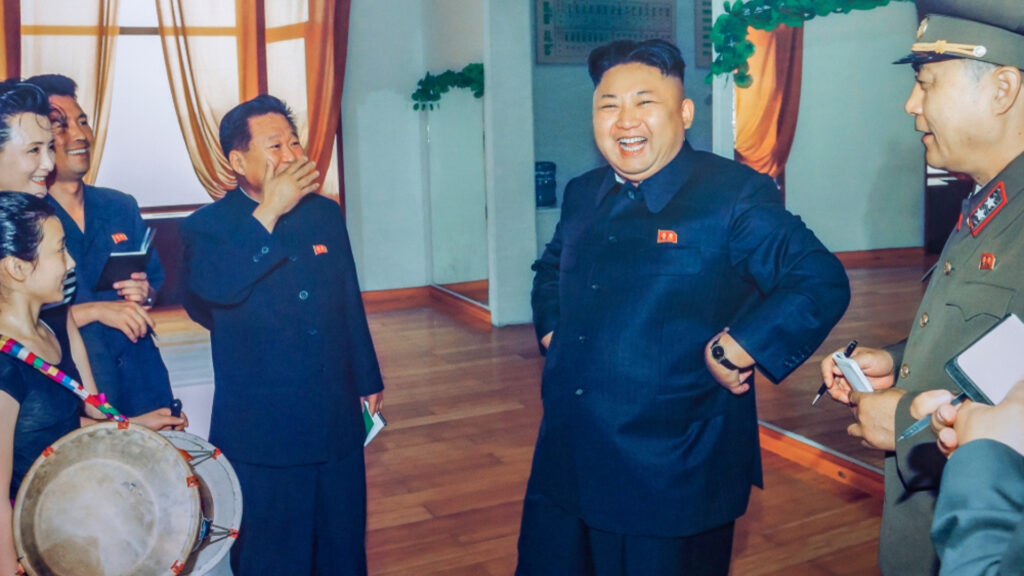 Kim Jong Un's transformation is raising eyebrows. Once said to be 308 pounds, the supreme leader of North Korea has gone through a drastic change. What's causing the huge difference?