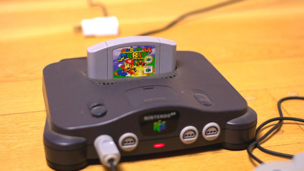 New High Score! Super Mario 64 Earns Record For Most Expensive Video Game Ever Sold With $1.54 Million Price Tag