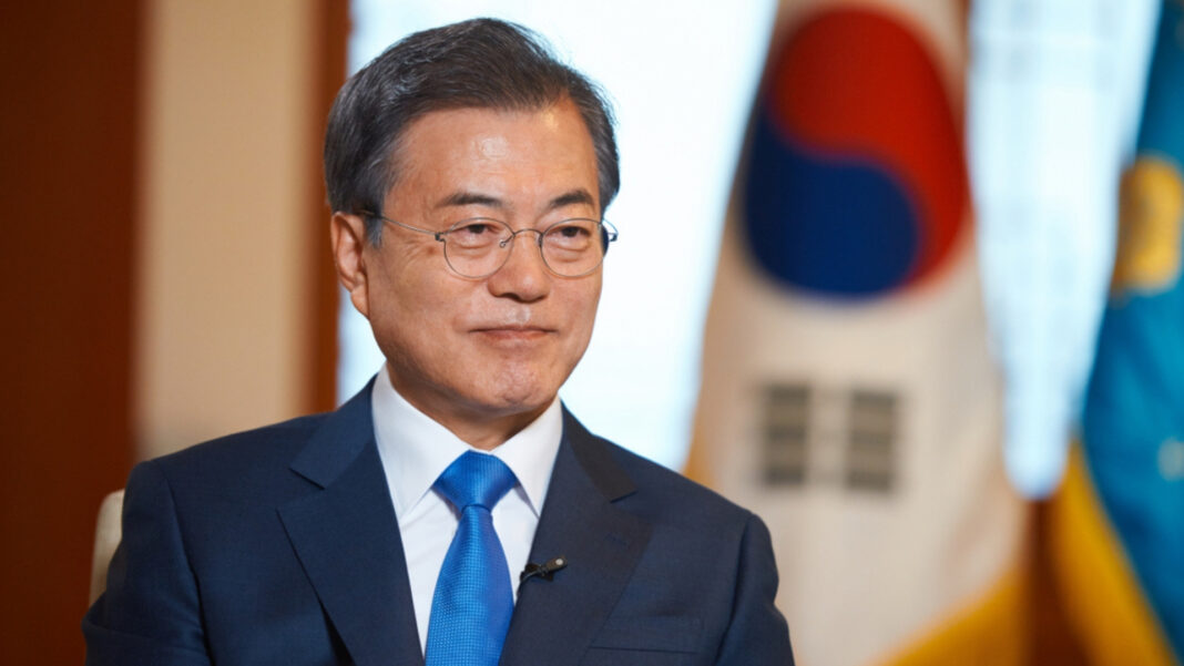 South Korean President To Skip Olympics After Japanese Official Made 'Masturbating Comment'