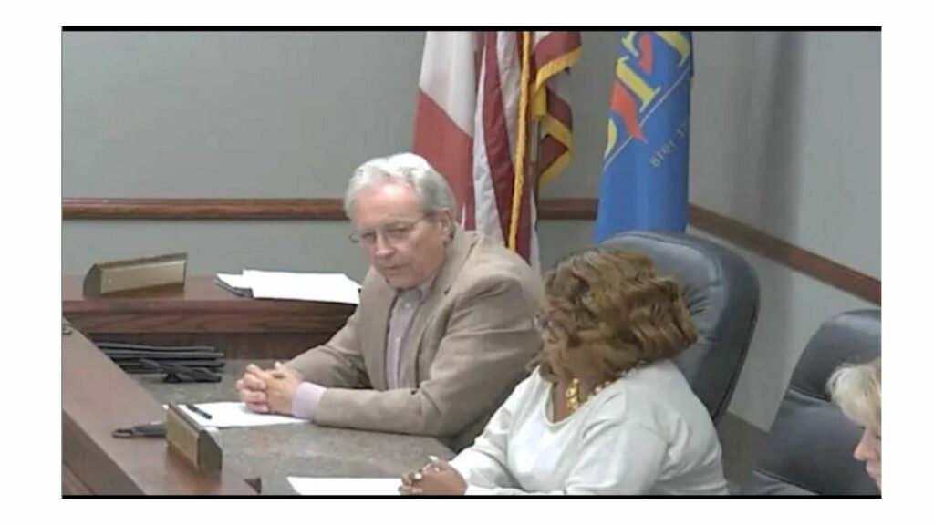 City Councilman Tommy Bryant is being asked to resign after using the n-word at a public meeting in Tarrant, Alabama