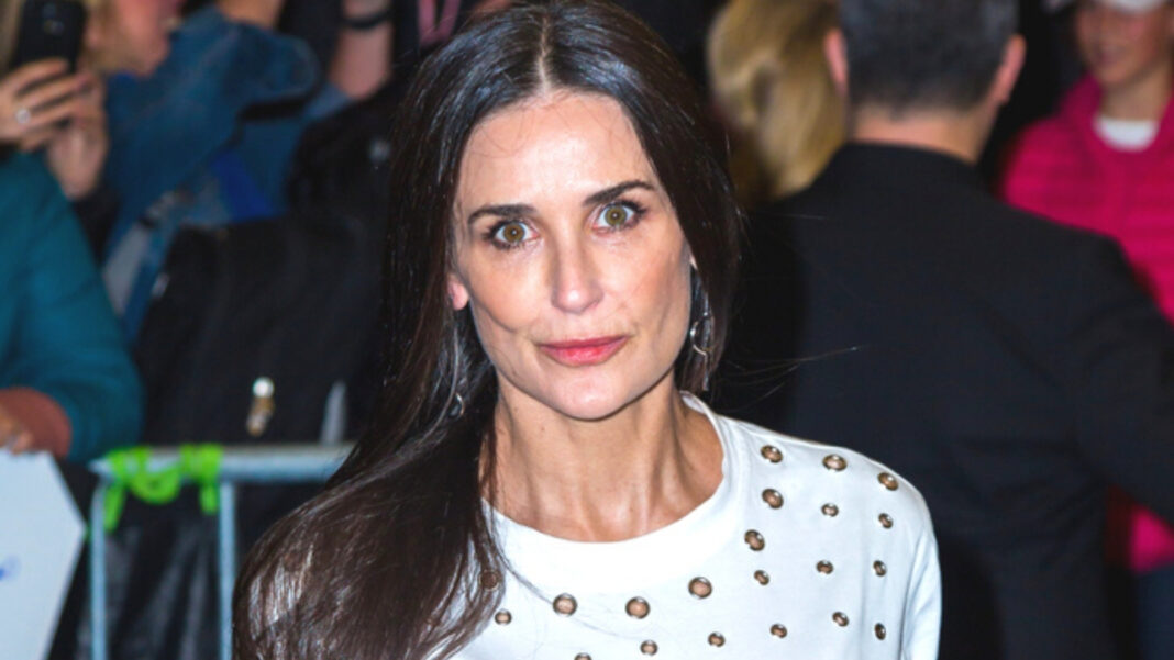 Demi Moore is Hotter Than Ever! Sexy Photos Show the Actress Still Has it After All These Years