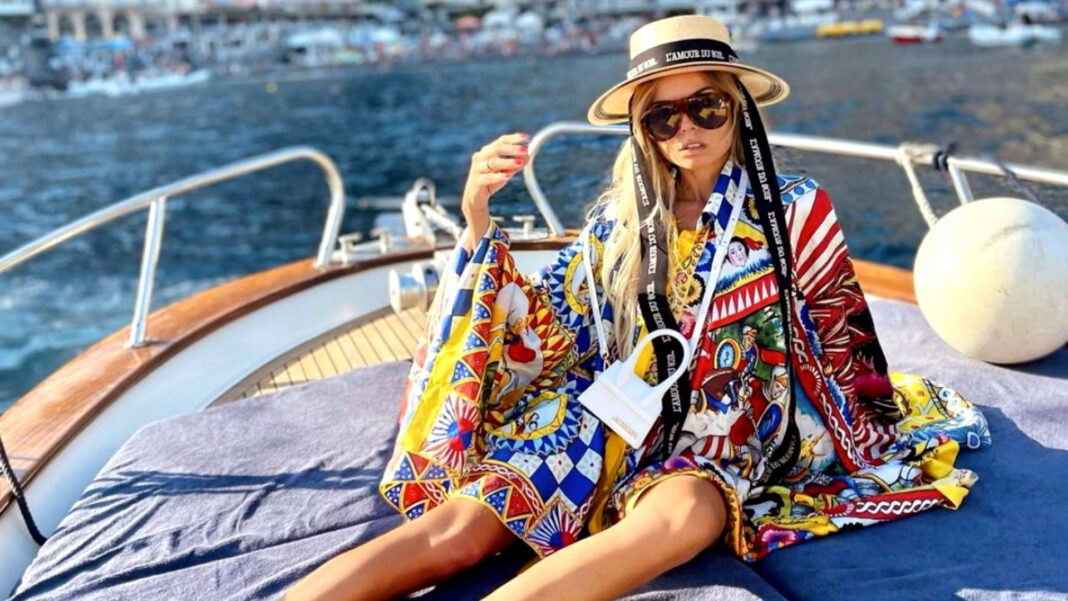 Did Erica Pelosini Go Too Far? Model Apologizes After Going Topless On Yacht With Princess Eugenie's Husband, Jack Brooksbank (Photos)
