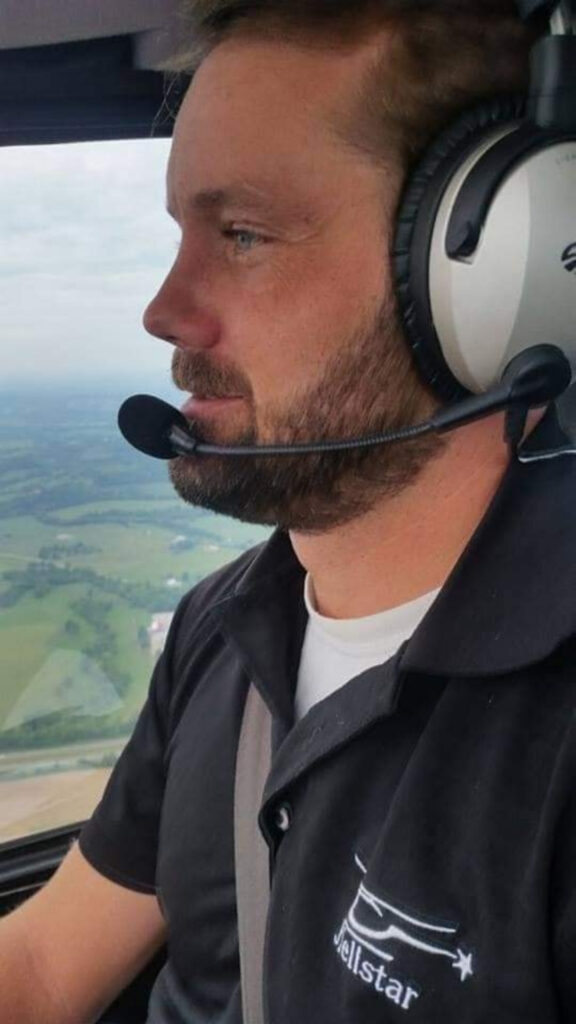 Joel Boyer used bravery and determination to save lives during the Tennessee floods over the weekend. He rescued many people with his helicopter, flying them to safety.