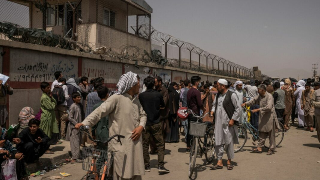 Will Kabul Explosions Halt Evacuations? Chaos at Airport Leaves Airlifting Plans in Turmoil as the Situation in Afghanistan Becomes More Dangerous
