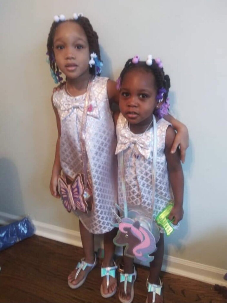 Serenity Broughton was killed and her 6-year-old sister was wounded in a horrific Chicago shooting Sunday afternoon. There were five people who died and 42 others who were injured during a crime surge in the city over the weekend.