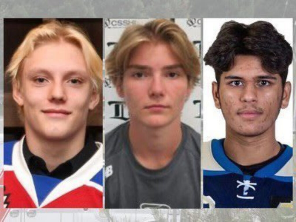 What happened to Ronin Sharma, Parker Magnuson, and Caleb Reimer? Police still trying to identify the cause of the fatal crash in Surrey's Fraser Heights in British Columbia.