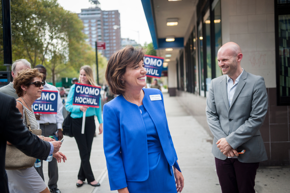 Kathy Hochul New Governor