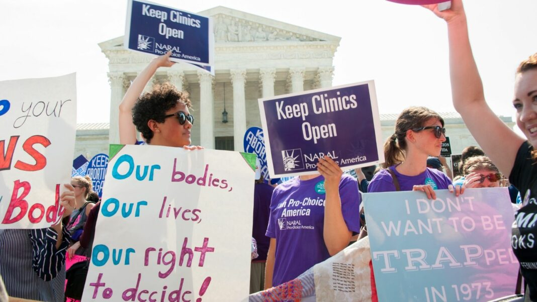 Attorney General Merrick B Garland Declared That the U.S. Would Protect Texas Abortions and Clinics, But Did Not Challenge the State's Strict Ban
