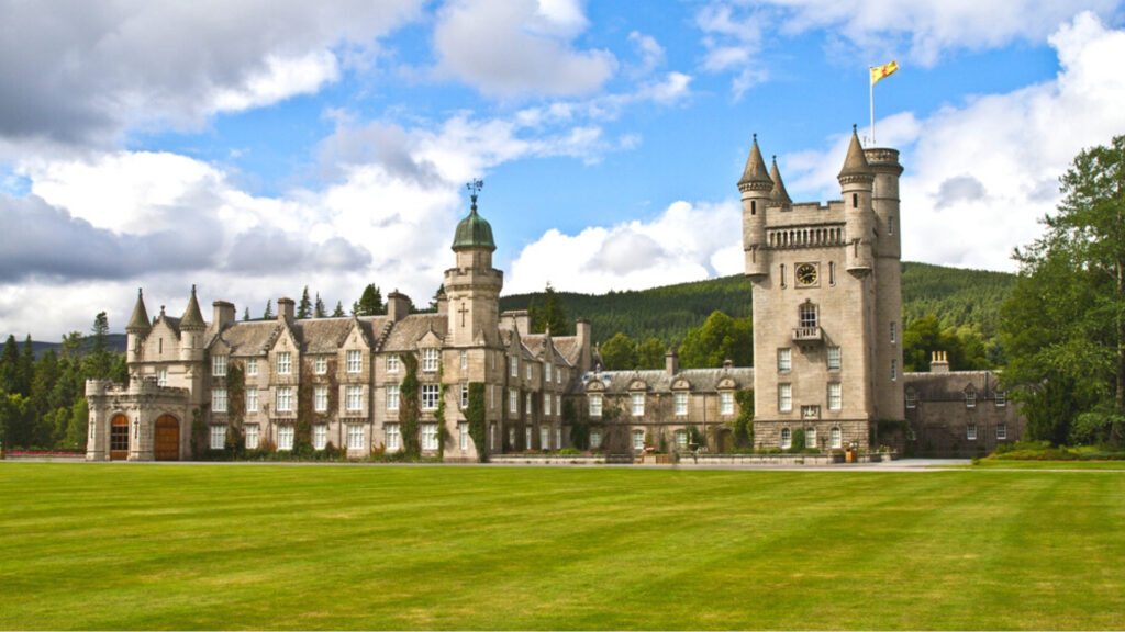 Why did Prince Andrew flee to Balmoral castle? The Duke of York was evading legal papers in an attempt to avoid the shame of Virginia Roberts' lawsuit.