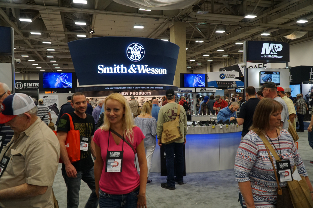 Smith & Wesson Guns Selling Out Fast