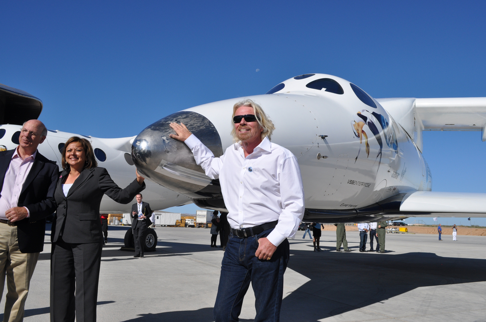 Virgin Galactic Stock Grounded Too?