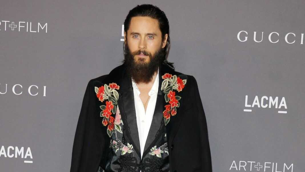 Jared Leto Teargassed in Italy After Accidentally Walking Into Violent Anti-Covid Pass Protest